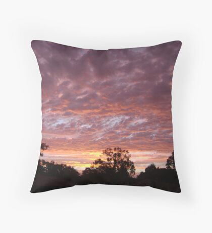 Gelati Sky Throw Pillow