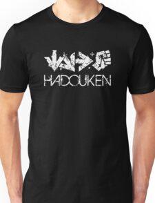 Hadouken Command White Unisex T-Shirt
