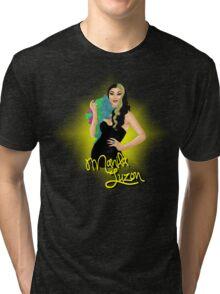 Manila Luzon - colorful Tri-blend T-Shirt