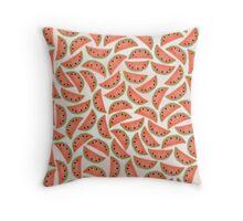 Little Watermelon Throw Pillow