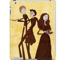Tim Burton's Harry Potter iPad Case/Skin