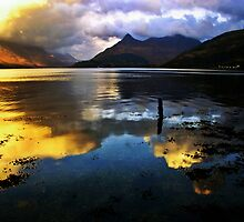 Pap of Glencoe by Derek Fogg