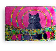 418 - QUEEN SUZIE - DAVE EDWARDS - COLOURED PENCILS 2015 Canvas Print