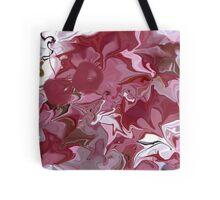 Cherry blossom/ART + Product Design Tote Bag