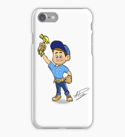 Fix it Felix Jr iPhone Case/Skin