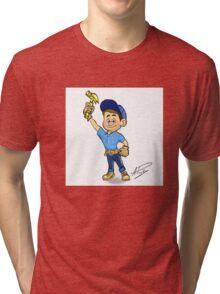 Fix it Felix Jr Tri-blend T-Shirt