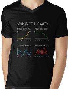 Graphs of the week Mens V-Neck T-Shirt