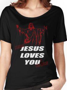 Zombie Jesus Women's Relaxed Fit T-Shirt