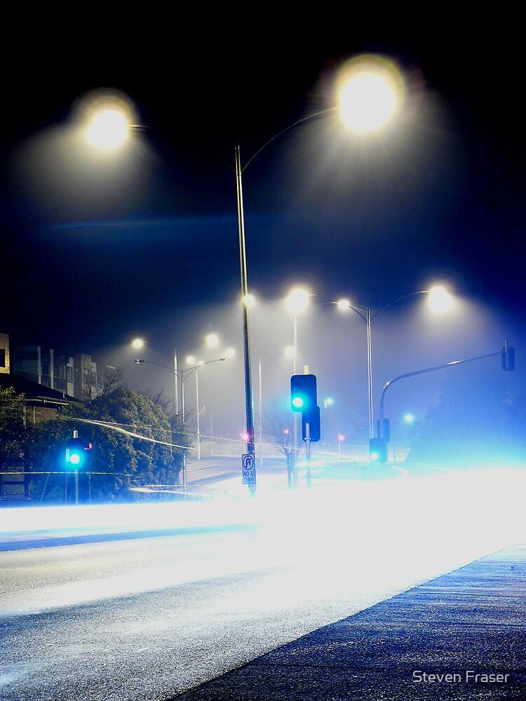 Rush Hour by Steven Fraser