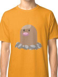 Digett Pokemon Simple No Borders Classic T-Shirt