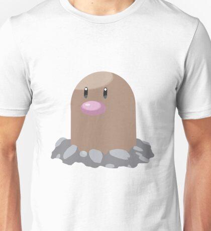 Digett Pokemon Simple No Borders Unisex T-Shirt