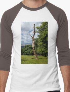 Still Standing Men's Baseball ¾ T-Shirt
