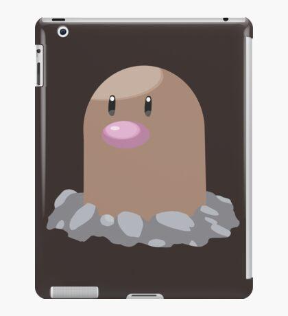 Digett Pokemon Simple No Borders iPad Case/Skin