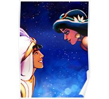 A Whole New World Poster