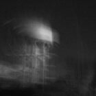 Water Tower (IR) by Pepperkayn