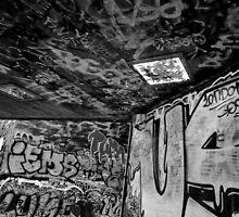 South Bank Graffiti - 4/5 by Pepperkayn
