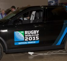 Rugby World Cup 2015 Sticker