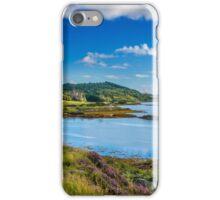 Dunvegan Castle Isle of Skye iPhone Case/Skin