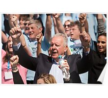 Bill Beaumont Poster