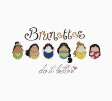 Brunette Disney Ladies Kids Clothes