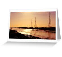 River Ribble Greeting Card