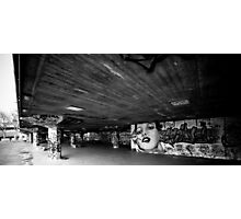 South Bank Graffiti - 5/5 Photographic Print