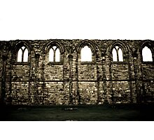 Abbey Wall Photographic Print