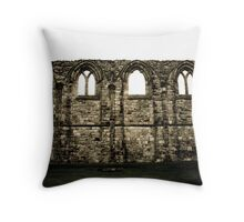 Abbey Wall Throw Pillow