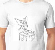 Tinkerbell Sketch Unisex T-Shirt