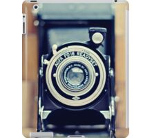 Agfa Readyset Vintage Camera iPad Case/Skin