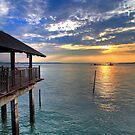 Kelong Walk, Changi boardwalk, Singapore by Albert Tsui