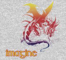 imagine dragons One Piece - Short Sleeve