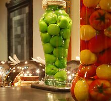 Decorative Bottles by Charuhas  Images