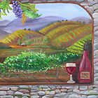 Wine Country by Mikki Alhart