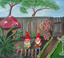Garden Magic by Mikki Alhart