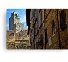 San Gimignano, Tuscany Canvas Print