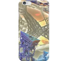 Alien Ruins iPhone Case/Skin