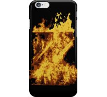 Zedd Flame iPhone Case/Skin