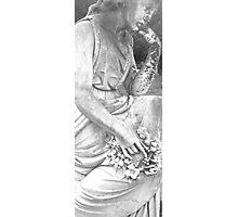 Bracebridge Tombstone 2 crop Photographic Print
