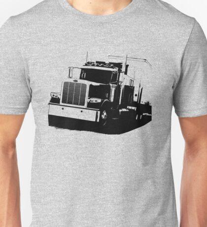 Semi Truck Unisex T-Shirt