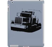Semi Truck iPad Case/Skin