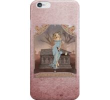 Boticelli Buffy Nouveau iPhone Case/Skin