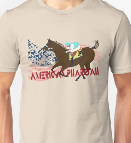 American Pharoah - Kentucky Derby 2015 Unisex T-Shirt
