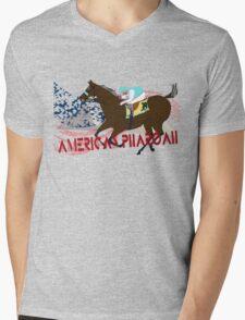 American Pharoah - Kentucky Derby 2015 Mens V-Neck T-Shirt