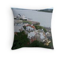 Marche Champlain Throw Pillow