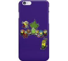 Assemble Minions iPhone Case/Skin