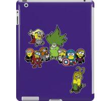 Assemble Minions iPad Case/Skin