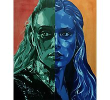 CLEXA - Not Everyone, Not You  Photographic Print