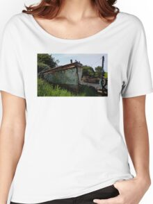 B329 Decommissioned  Women's Relaxed Fit T-Shirt