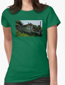 B329 Decommissioned  Womens Fitted T-Shirt